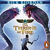 The Throne of Fire: The Kane Chronicles, Book 2 | Rick Riordan
