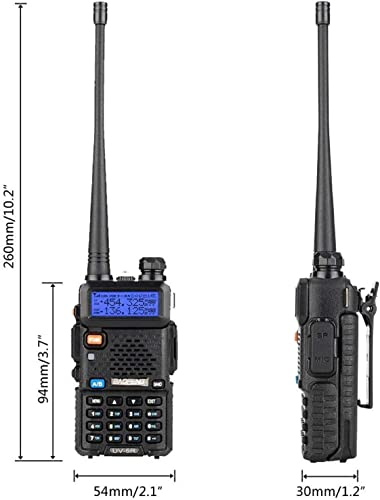 BaoFeng UV-5R Dual Band Two Way Radio