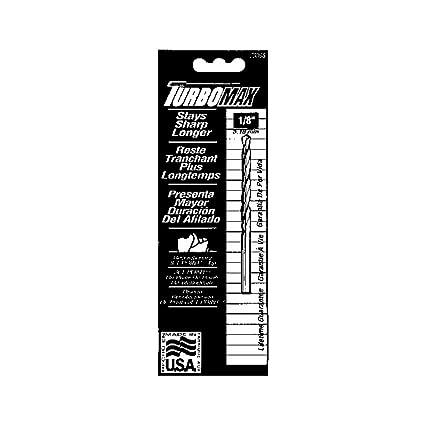 Turbomax 73629 Reduced Shank Drill Bits