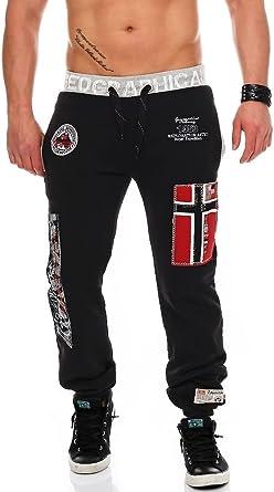 Geographical Norway Myer Men Pantaloni Sportivi Uomo