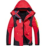 4968ab41da69 Amazon.com  Tortor 1Bacha Kid Boy Girl 3-In-1 Interchange Ski Jacket ...