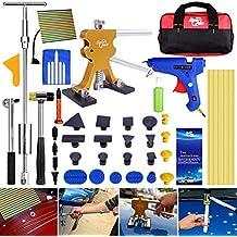 Super PDR 40pcs New Auto CAR Body Restore Tool Dent Repair Tools PDR Puller Gold Dent Lifter Puller Tabs