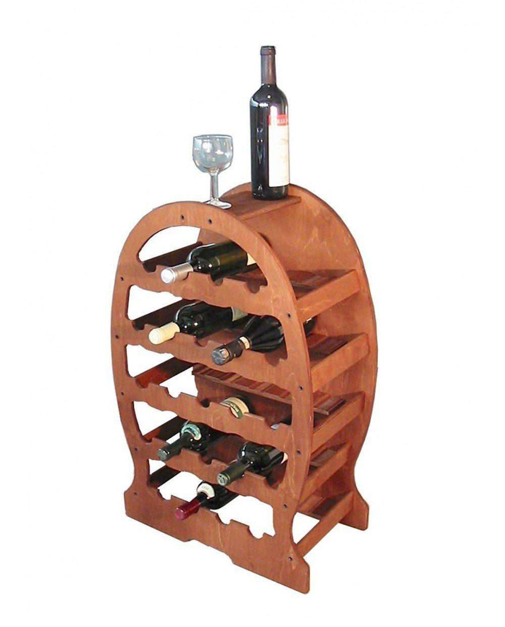 Mobiletto porta bottiglie mobile cantinetta porta - Mobile porta vino ...