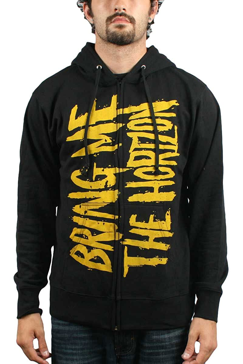 Bring Me The Horizon - Bmth Logo Zip Hoodie In schwarz
