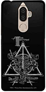 Macmerise The Deathly Hallowssublime Case For Lenovo K8 Note