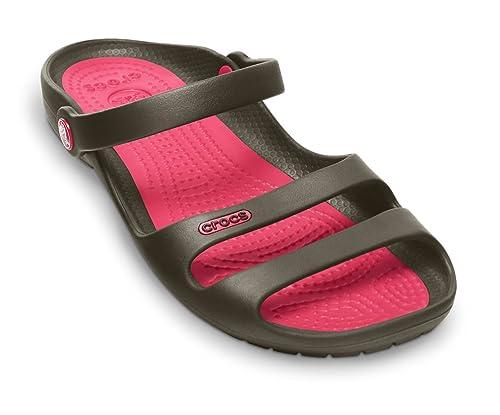 e9b49c103b3 crocs Women s Cleo II Sandals