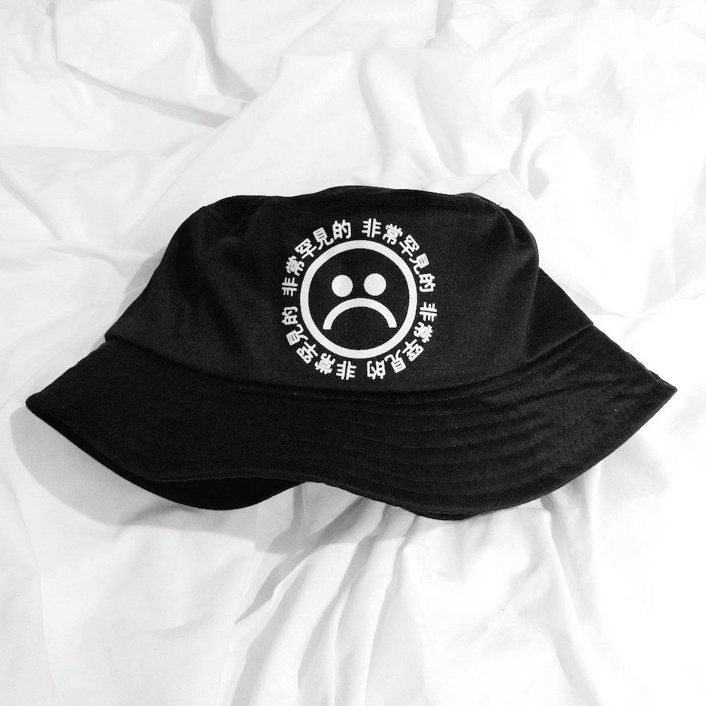 AnarchyCo Hombre Sad Boys Gorro De Pescador Sombrero Bucket Hat