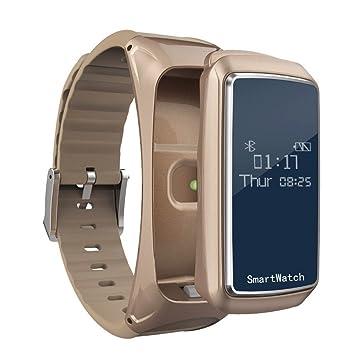 Reloj inteligente, reloj inteligente con Bluetooth ...