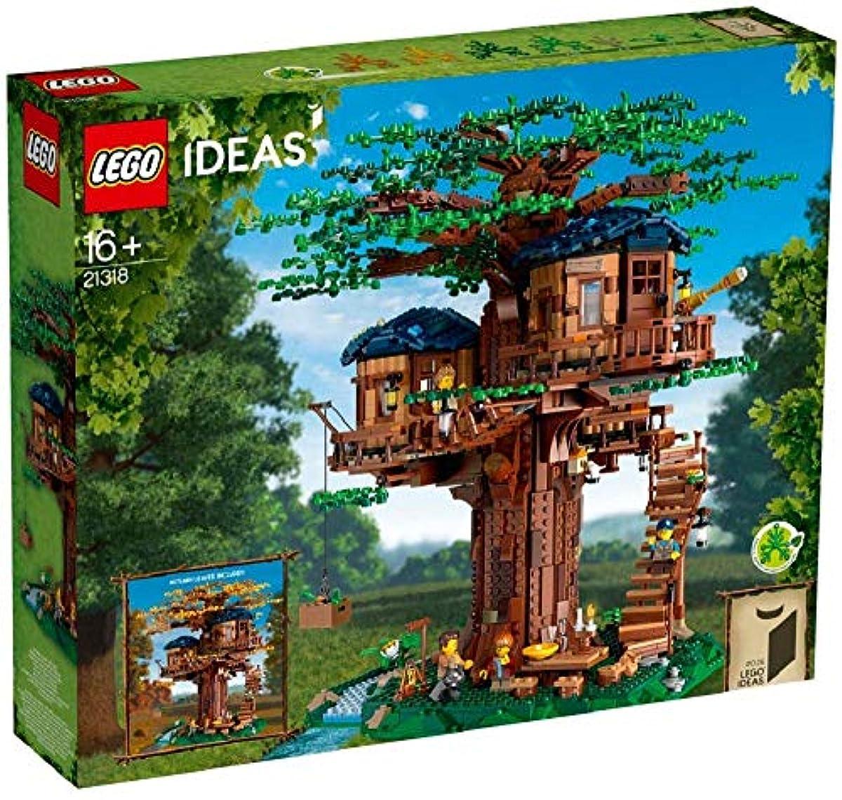 [해외] 레고(LEGO) 아이디어 트리 하우스 21318 블럭 장난감