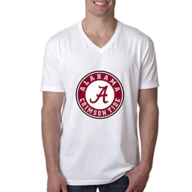 b6008bf9 Amazon.com: Alabama Crimson Tide Baseball Men's Funny T Shirts: Clothing