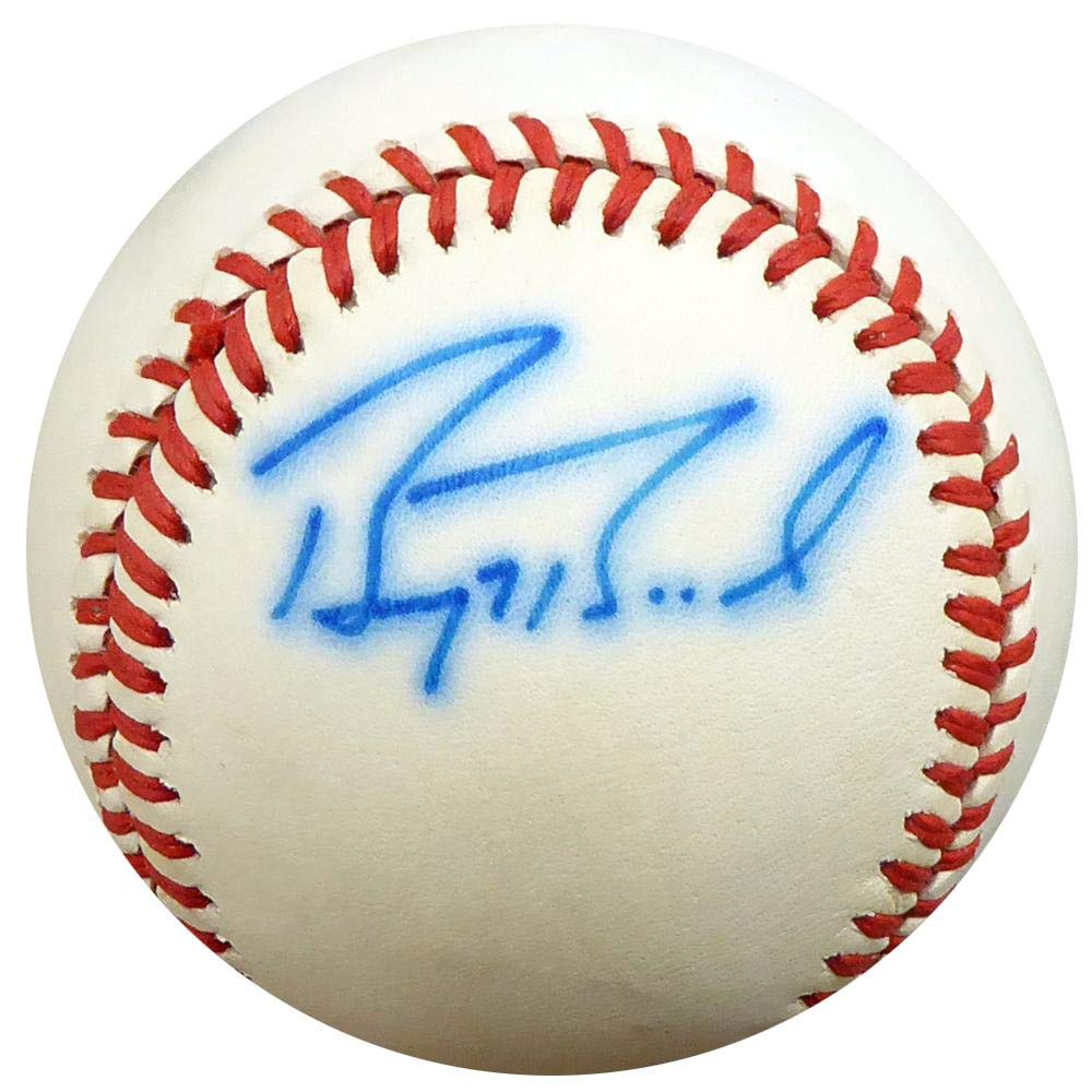 Barry Bonds Signed Ball - Official NL Pirates #L32244 - PSA/DNA Certified - Autographed Baseballs Mill Creek Sports