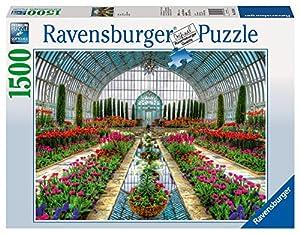Amazoncom Ravensburger Atrium Garden Puzzle 1500 Piece