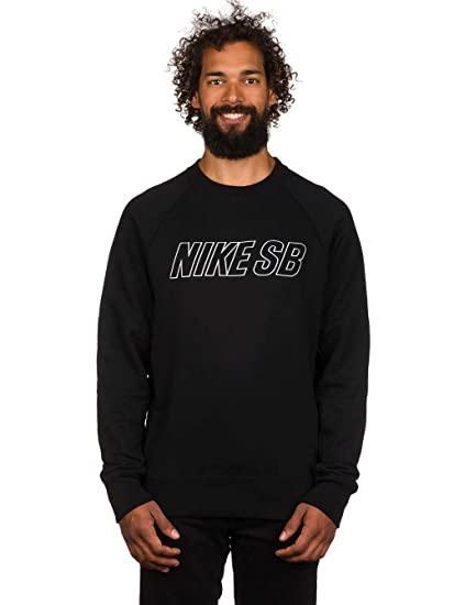 Nike Sb Everett Reveal Crew Neck Sweatshirt At Amazon Men S Clothing