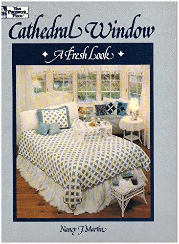 cathedral window quilt book - 6
