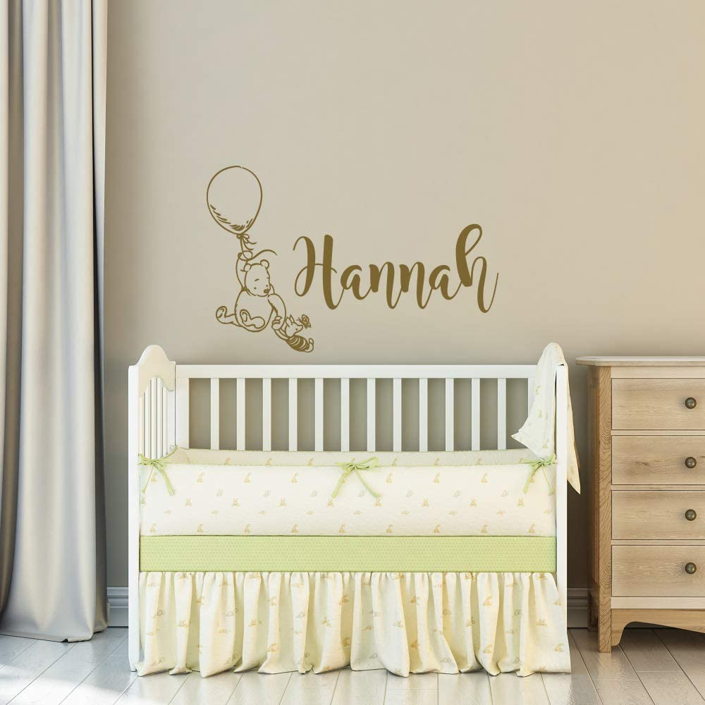 Classic Winnie The Pooh Baby Room Decor  from images-na.ssl-images-amazon.com