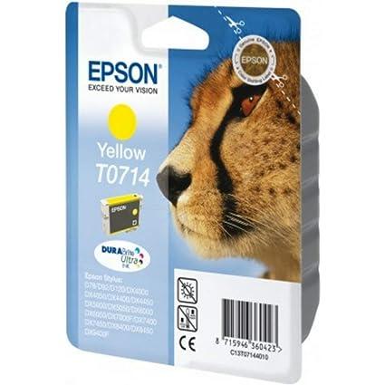 Epson Original - EPSON Stylus DX 7400 Series (T0714/c13t07144022 ...
