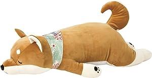 Livheart Cool Nemu Nemu Animals 2018 Summer Shiba Dog Kotaro Body Pillow with Cooling Effect (L) 58016-44