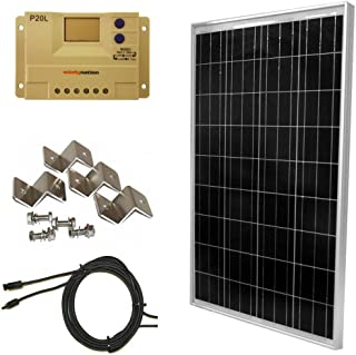 612Ar12AYRL._AC_UL320_SR316320_ amazon com go power! gp rv 95 95 watt solar kit with 30 amp Camper Fuse Panel at gsmx.co