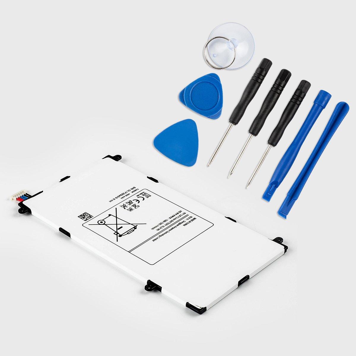 Bateria Tablet T4800E para Samsung Tab Pro 8.4 SM-T325 SM-T3
