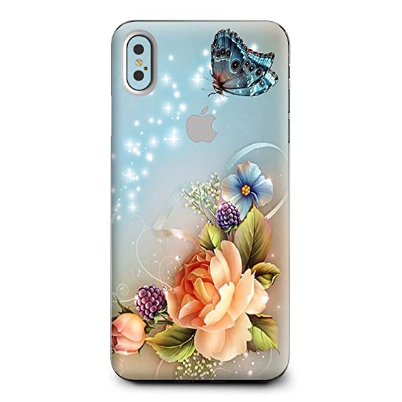 the latest c7b87 30609 Amazon.com: Skin Decal Vinyl Wrap for Apple iPhone Xs Max   Phone ...