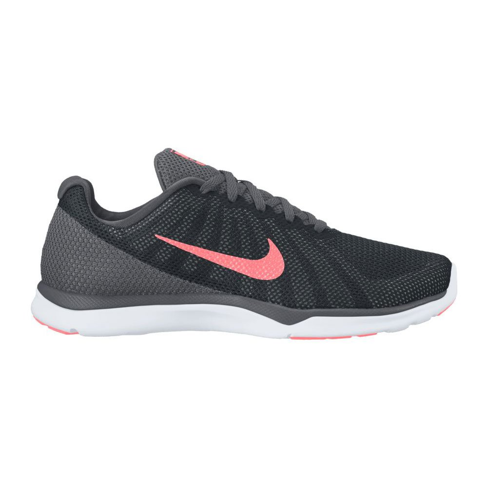NIKE Women's in-Season TR 6 Cross Training Shoe B01FTKS4B2 10 B(M) US|Black/Lava Glow/Dark Grey/White