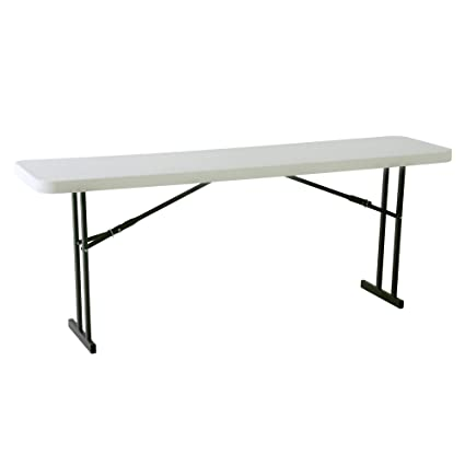 Amazoncom Lifetime Folding Conference Training Table - Fold away conference table