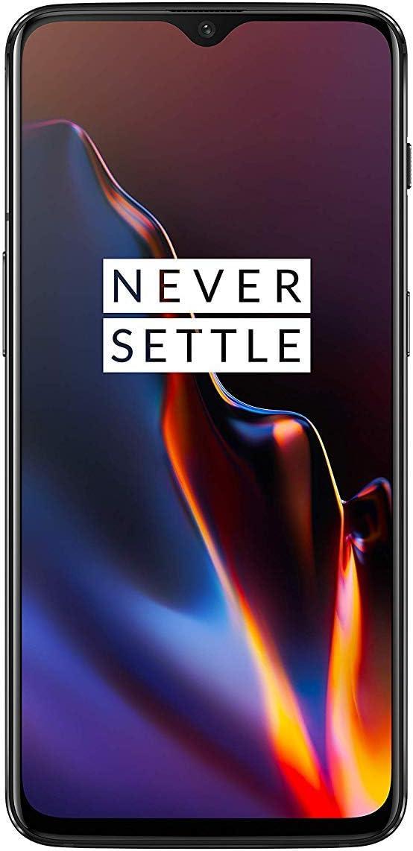 OnePlus Smartphone 6T (6 Go + 128 Go) - Mirror Black