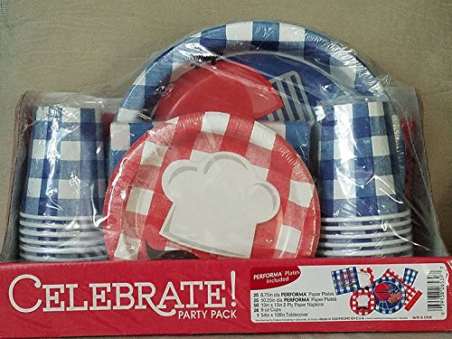 Celebrate Party Pack Package Tablecover