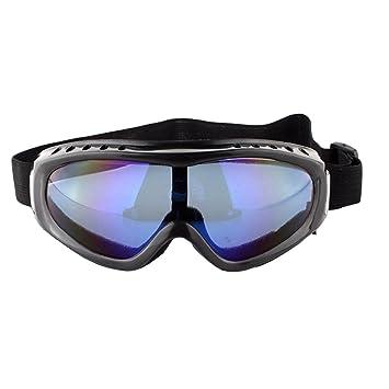 ASDYO Lunettes De Sport En Plein Air Miroir Tactique Tactile De Moto Miroir De Ski Extérieur D'hiver,B-OneSize