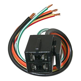 Amazon.com: Parts Master 84081 4-Wire HVAC Blower Switch Pigtail Connector  for Ford Products: Industrial & ScientificAmazon.com