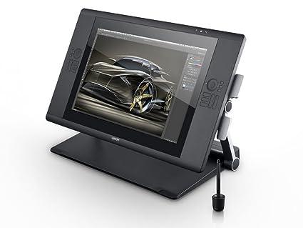 WACOM CINTIQ 24HD 24quot LCD SCREEN WITH CORDLESS BATTERY FREE PEN