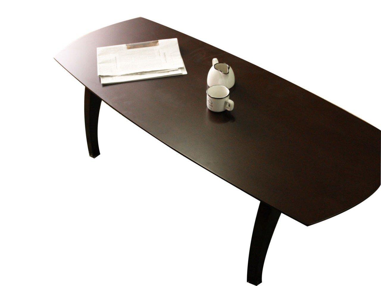 UNE BONNE(ウネボネ) 北欧 折りたたみ式 木製 ローテーブル アンティーク ソファ サイドテーブルカプチーノ B01DA0UAU6  COPPUCCINO