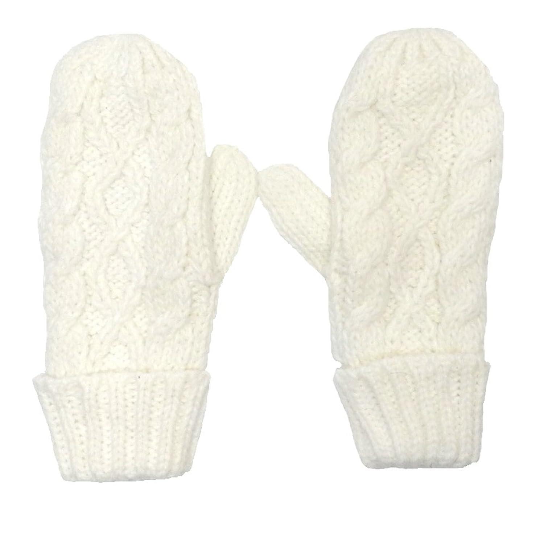 warme damen strick handschuhe thermo f ustlinge. Black Bedroom Furniture Sets. Home Design Ideas