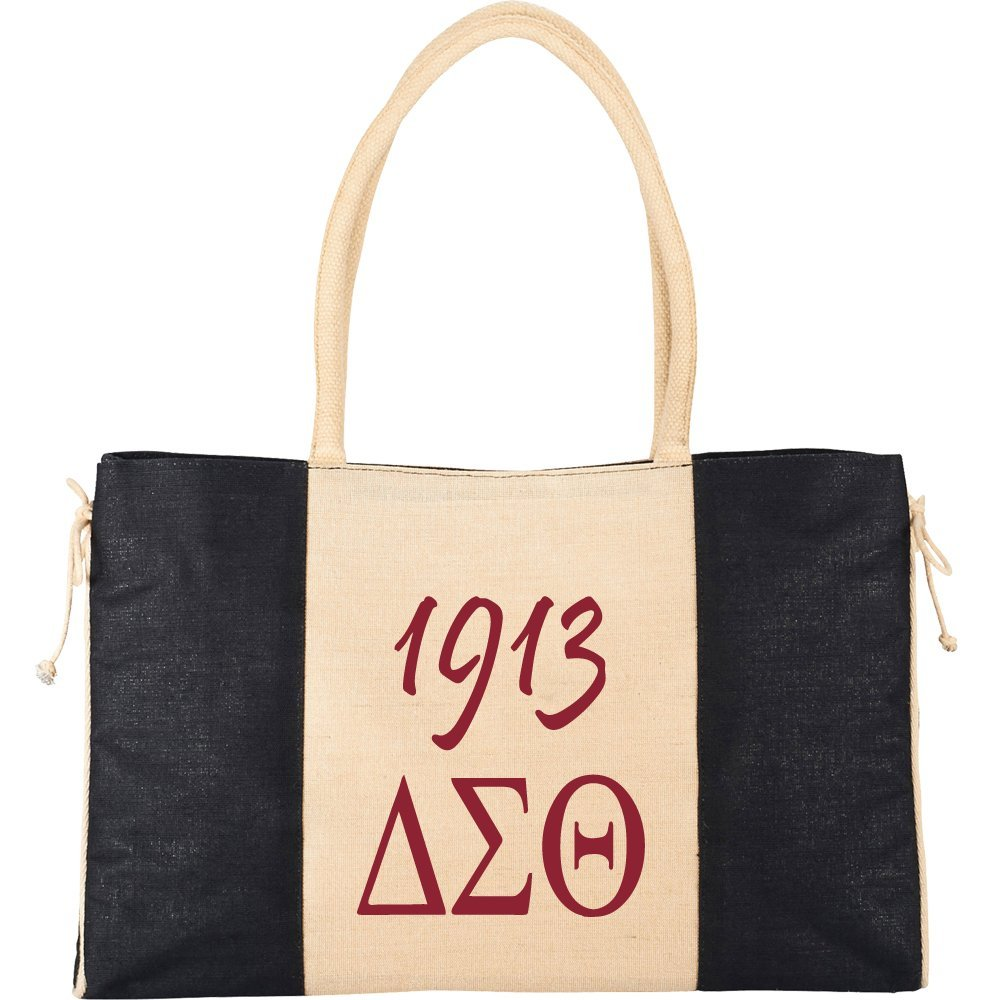 Delta Sigma Theta Sorority Tote Bag by bcdc (Image #1)