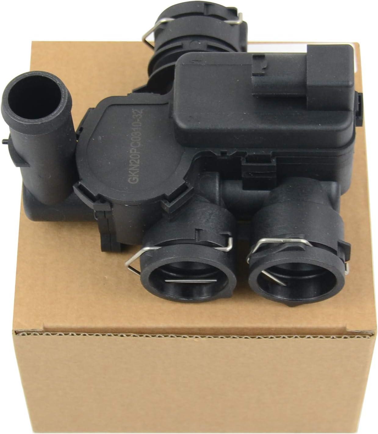 Heater Control Solenoid Valve A2118320584 for Mercedes E350 E500 W211 W219 113559