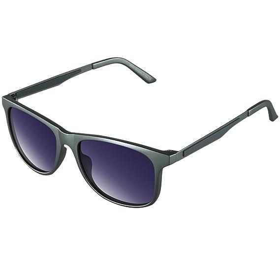 Duco Lunettes de soleil polarisées à verres dégradés pour hommes ou femmes,  destinées au cyclisme 5b8b9ecd0363