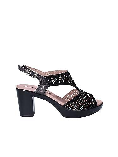 2720 Sandalen mit Absatz Frauen Schwarz 36 Pitillos Großer Verkauf Zum Verkauf IP1SL