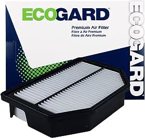 ECOGARD XA10241 Premium Engine Air Filter Fits Hyundai Genesis Coupe 3.8L 2013-2015