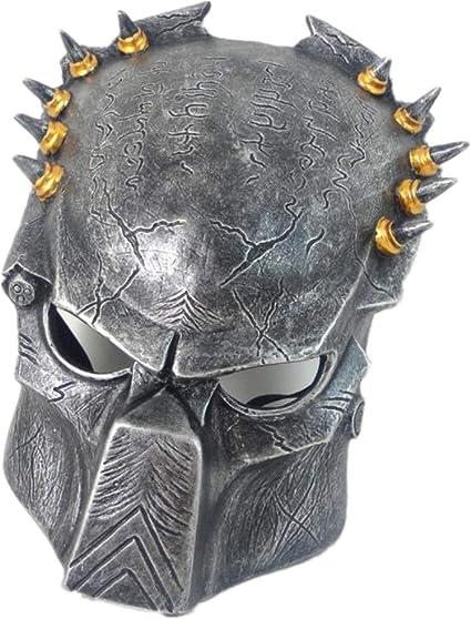 Mask Movie Theme Halloween Horror Masks Predator Cosplay party Alien Hunter
