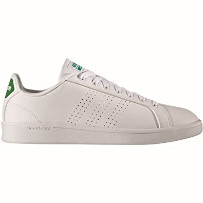 adidas Herren Cloudfoam Advantage Clean Sneaker  Amazon.de  Schuhe ... a2c056026c