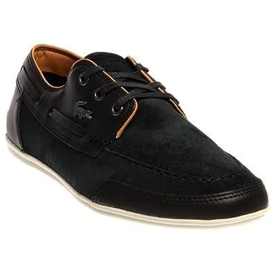 e8b865a5f63d97 Lacoste Dreyfus QS1 Men Shoes Black 7-28SRM0075-024 (SIZE  12 ...