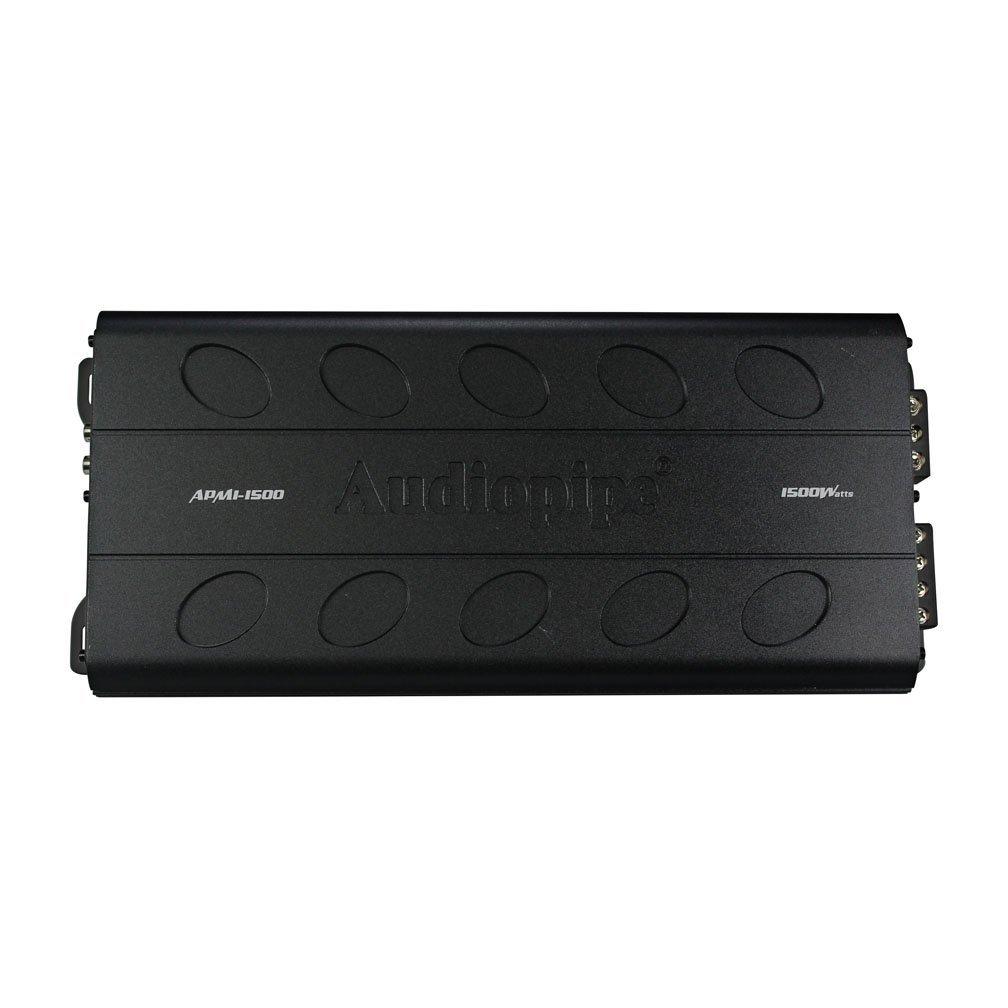 Audiopipe APMI1500 Audiopipe Mini Class D Amplifier 1500W