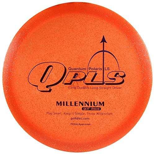 Millennium Quantum Polaris LS Driver Golf Disc [Colors May Vary] - 170-172g ()