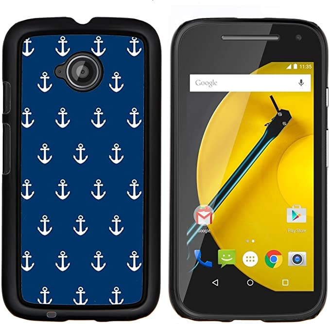 blue pattern vintage boys wallpaper anchor hard snap on cell phone case cover cao for motorola moto g 2nd generation amazon co uk electronics pattern vintage boys wallpaper anchor