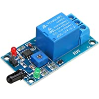Módulo de sensor de detección de llama, 12