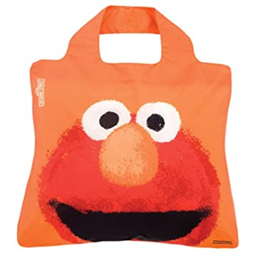 Envirosax Sesame Street Kids Reusable Shopping Bag - Elmo: Amazon ...