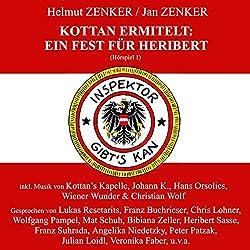 Ein Fest für Heribert (Kottan ermittelt - Hörspiel 1)