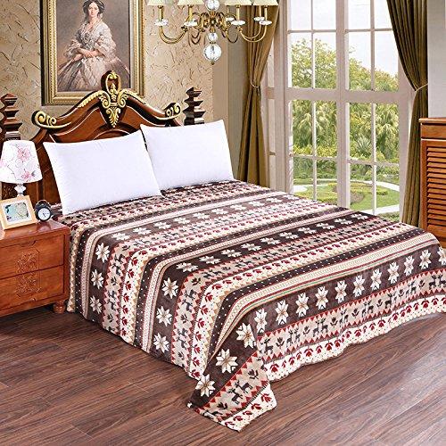CNMQ-Law Lai blanket blanket flannel blanket gift blankets,7,150×200cm