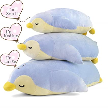 Amazon.com  sunyou Cute Penguin Soft Plush Pillow - Animal Stuffed Toy  15.7x9.8x5.1 inch for Women On Women s Day  Toys   Games 035e0ec88e