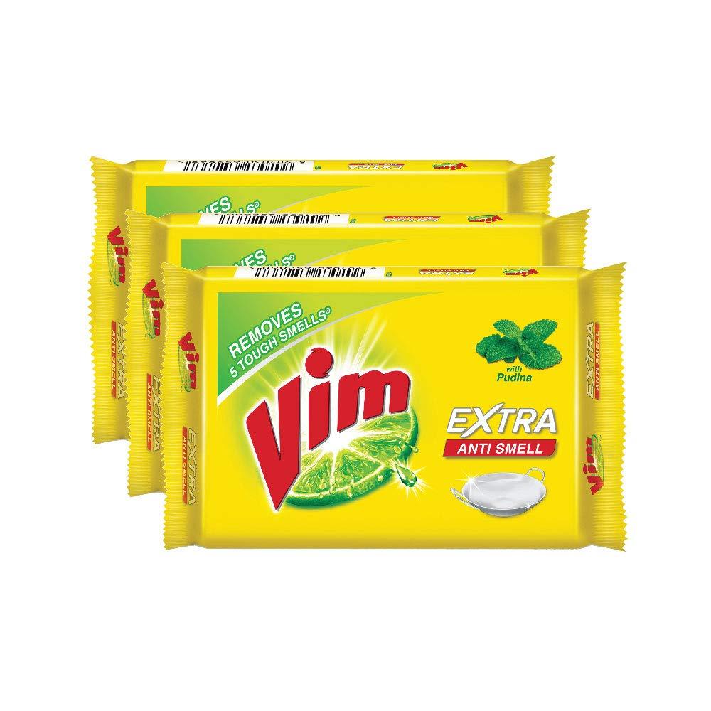 Anti Smell Bar Vim 200g